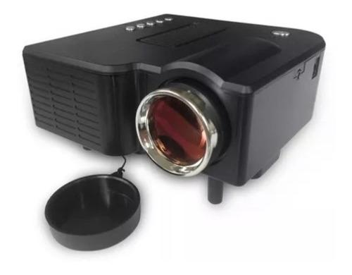 mini proyector led portatil hdmi vga usb