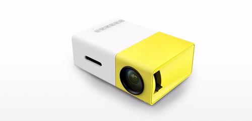 mini proyector led portátil vga hdmi sd usb envío gratis