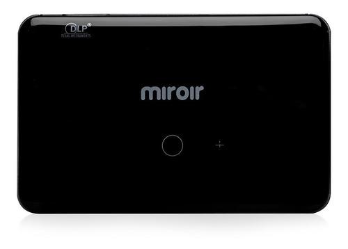 mini proyector miroir smart hd m300a, serie surge, lámpara l