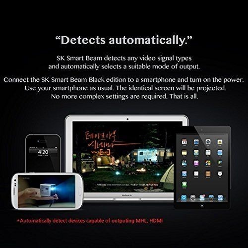 mini proyector portable