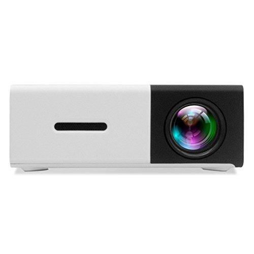 mini proyector portátil 1080p led