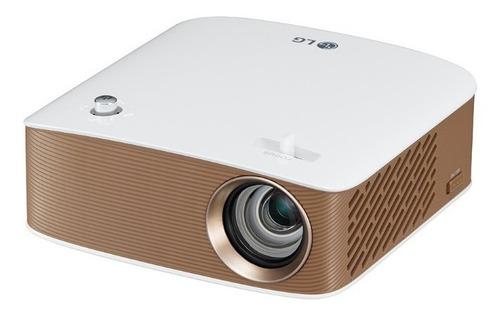 mini proyector portátil led con batería incorporada ph150g