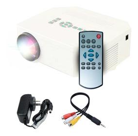 Plus Proyector Usb Portatil Mini 150l Led Tv Hdmi Uc30 Vga ybf7g6
