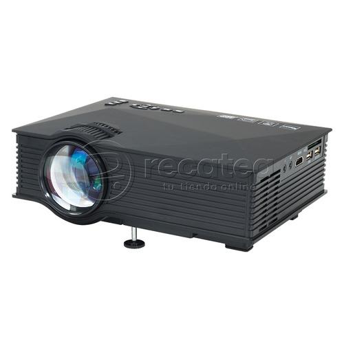 mini proyector wifi led video beam hd tv hdmi av 1200 lumens