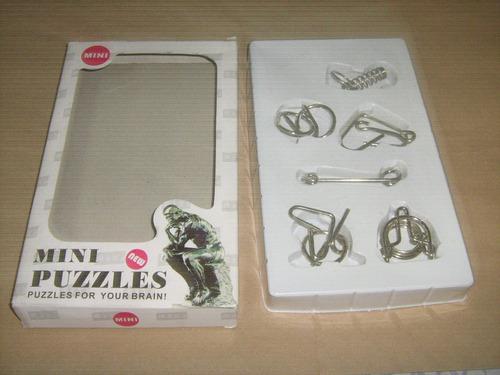 mini puzzles -