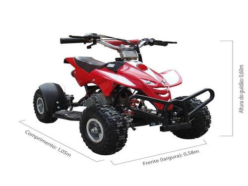mini quadriciclo 49cc - 50cc 0km c/nf original dsr