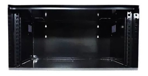 mini rack organizador 5u x 350mm dvr cftv switch com bandeja