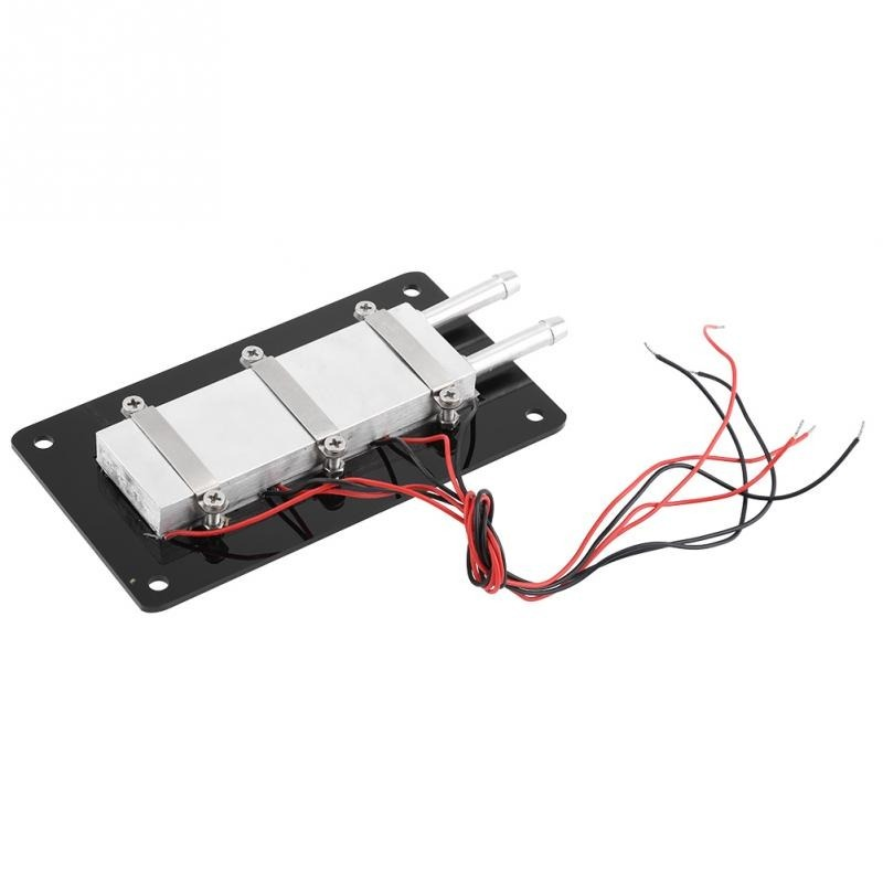 Mini Radiador Peltier Water Block Cooler 216w Modulo 12v