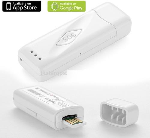 mini rastreador gps con app celular para personas y mascotas
