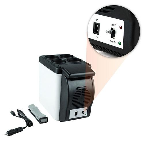 mini refirgerador hielera portatil frigobar auto envio grati
