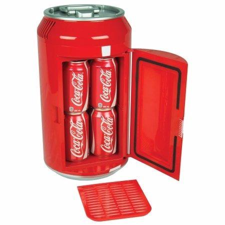 mini refrigerador coca cola d coleccion completamente nuevo