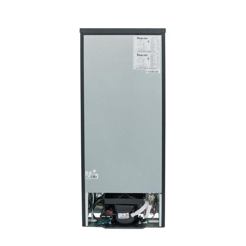mini refrigerador con doble puerta magic chef hmdr450se inox