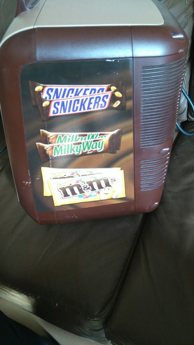 mini refrigerador de colección para chocolates