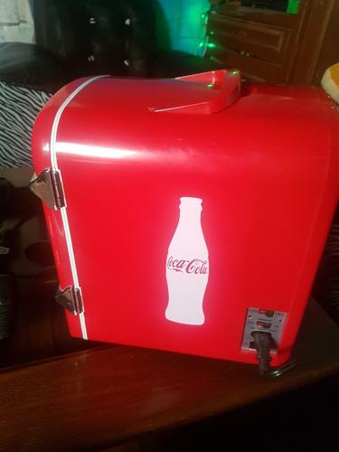 mini refrigerador frigobar coca cola