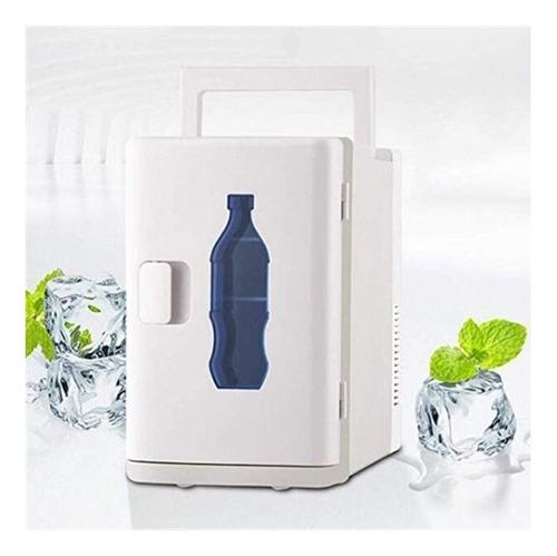 mini refrigerador frigobar retro 10 litros casa e carro 220v
