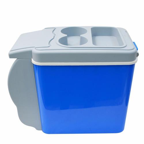 mini refrigerador portatil hielera frigobar para auto 1701