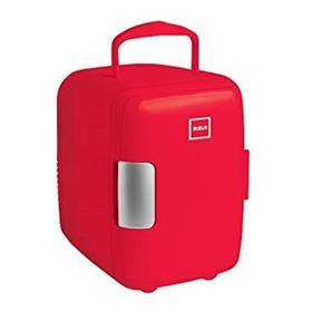 Mini Refrigerador Rca Rc-4r Capacidad 4 Litros 12 Volts
