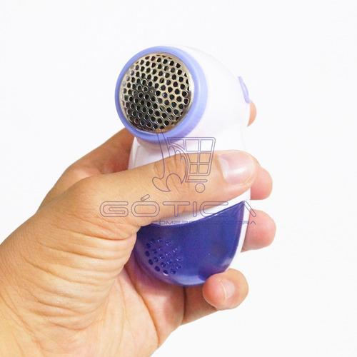 mini removedor de pelusas quita motas portatil electrico