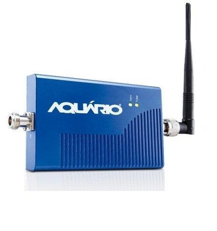 mini repetidor de sinal celular aquário rp-860 + roteador 3g
