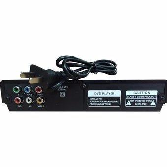 mini reproductor dvd usb multiregion multiformato importado