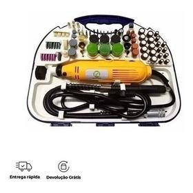 Mini Retifica Profissional 212 Peças - Siga Tools