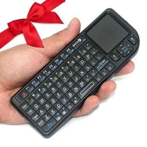 mini rii teclado inalambrico 2.4ghz pc notebook ps3 xbox