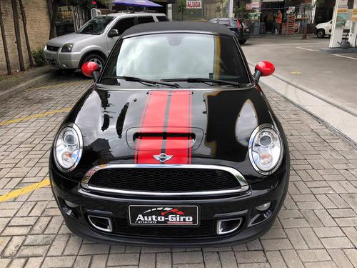 mini roadster 1.6 s 16v turbo gasolina 2p automático
