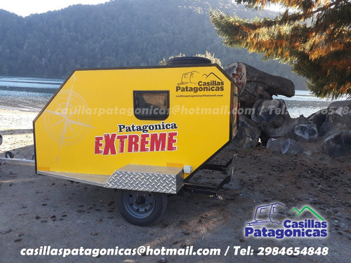 mini rodante casilla mini off road patagonica