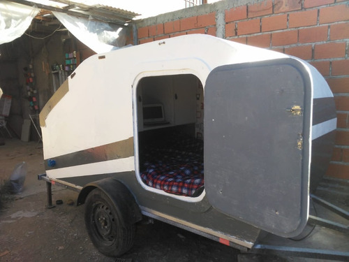 mini rodante usada