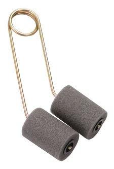 mini rodillo esponja doble p/reja p/pint.solv.l:5cm roma 856