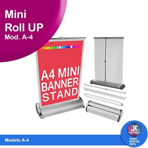 mini roll up mod. a4