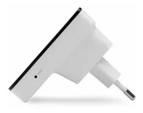 mini roteador repetidor wirelless com cabo de rede wifi