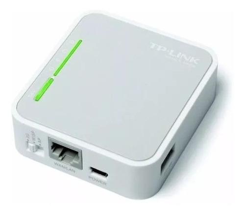mini roteador wi-fi portátil 3g/4g tplink tl-mr3020