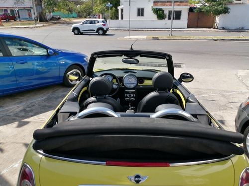 mini s convertible hot chili aut