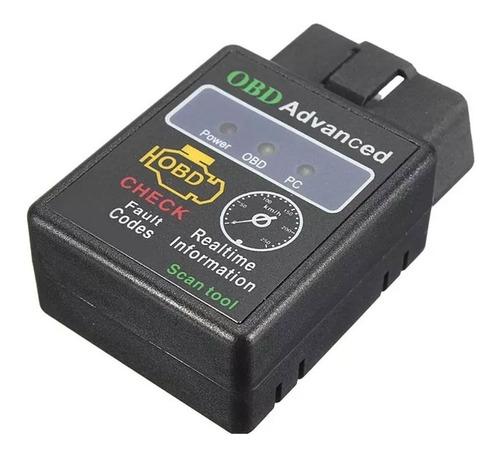 mini scanner obd2 para carros e utilitários bluetooth v 1.5