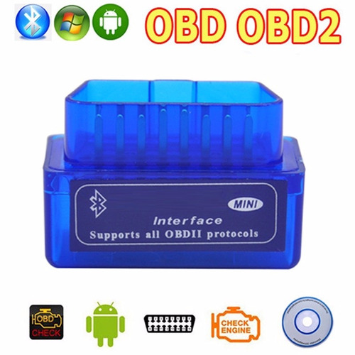 mini scanner para carros obd2 v2.1 android bluetooth