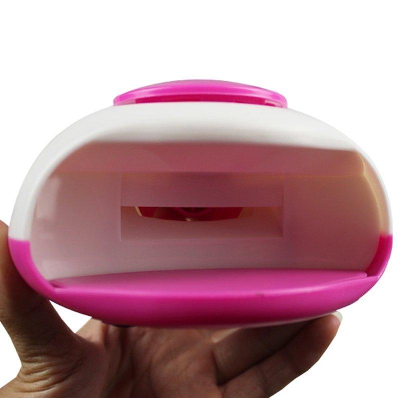Mini Secador De Uña Portátil Abs Pequeño Nuevo - $ 409.28 en Mercado ...