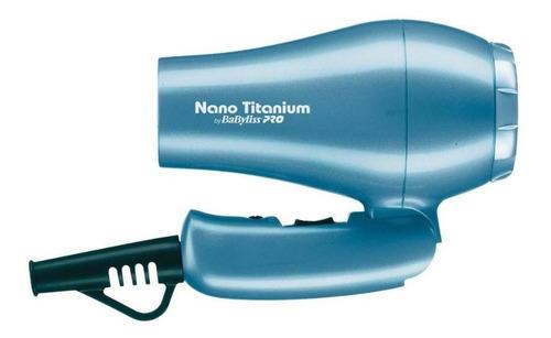 mini secadora  babyliss de nanotitanium babnt053tes
