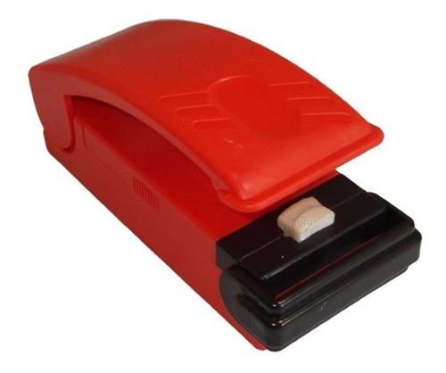 mini seladora de embalagem plástica portátil a pilha 36057