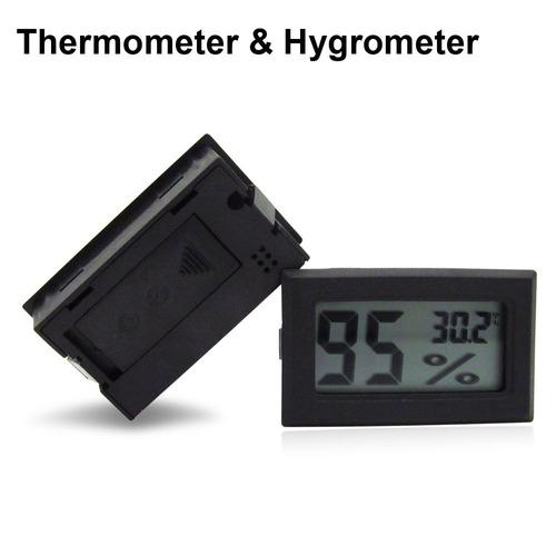 mini sensor de temperatura y humedad