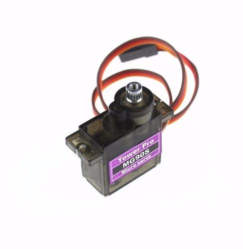 mini servo tower pro mg90 1.8kg engranajes metal arduino
