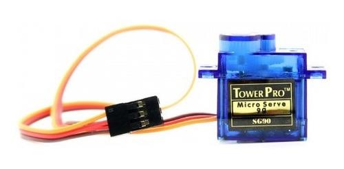 mini servo tower pro sg90 9g servomotor robotica arduino