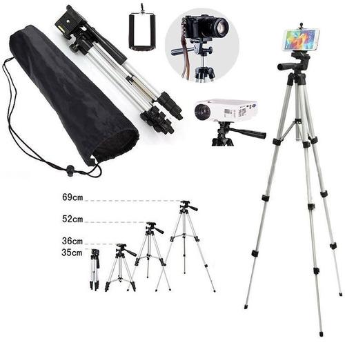 mini set fotografico portatil foto estudio led 40 cm tripie
