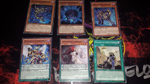 mini set - sombraneco - shadow - yugioh