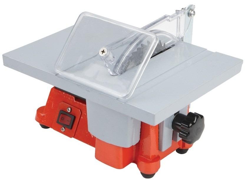 Mini sierra electrica de mesa banco disco 4 pulgadas - Sierras circulares de mesa ...