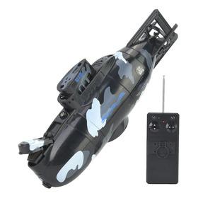 Mini Simulação Controle Remoto Militar 6 Canal Submarino