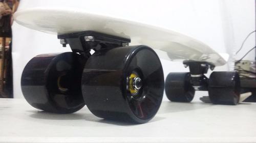 mini skate retro 4 x 4 monster truck +regalo +envio