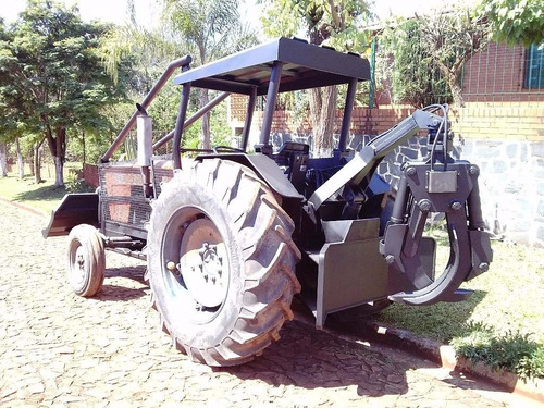 mini skidder (garra) forestal