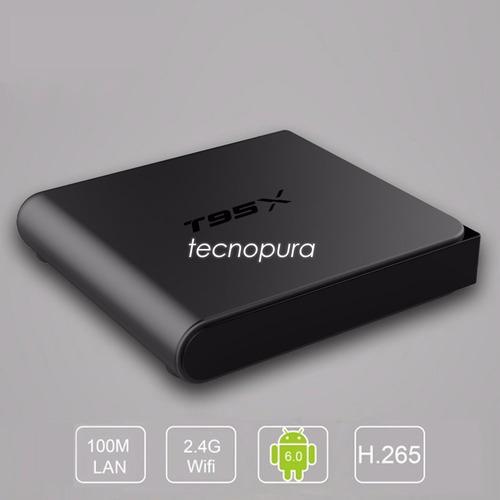 mini smart tv android 6.0 - 4k quad core xbmc hdmi rj45 wifi