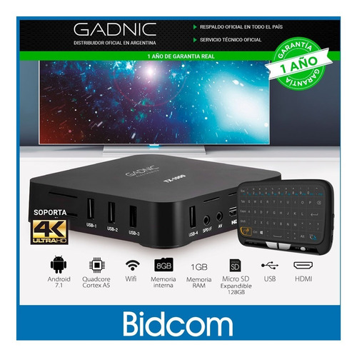 mini smart tv full hd tele netflix mini pc convertidor series